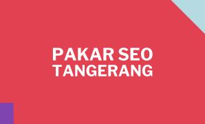 Pakar SEO Tangerang